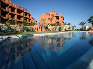 Luxury apartment for sale in Los Flamingos